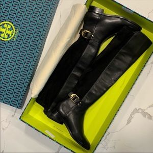 Tory Burch Marsden Over The Knee Boots 7.5